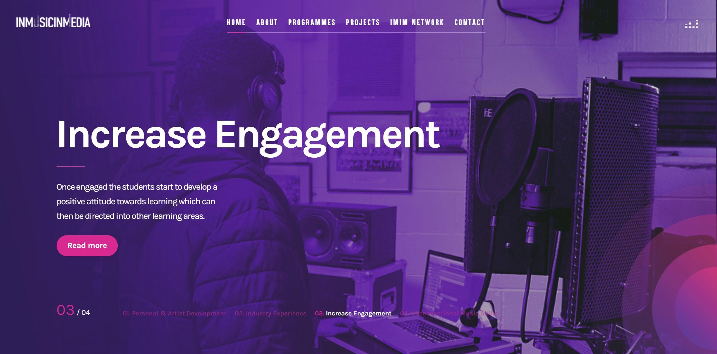 InMusic InMedia Training Courses