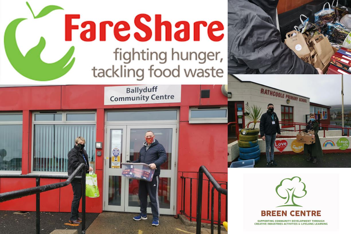 """Turning """"food waste"""" into """"food want"""" with our Collect & Share Project!"""